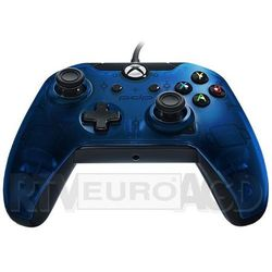 PDP Xbox One & Windows Wired Controller (niebieski), 048-082-EU-BL