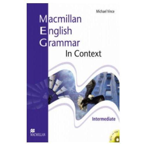 Macmillan English Grammar in Context Intermediate. Książka Bez Klucza + CD (9781405071444)