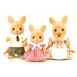 Sylvanian Families Rodzinka kangurów 3148