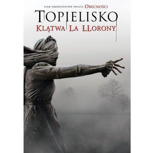 TOPIELISKO. KLĄTWA LA LLORONY (Płyta DVD) (7321930352209)