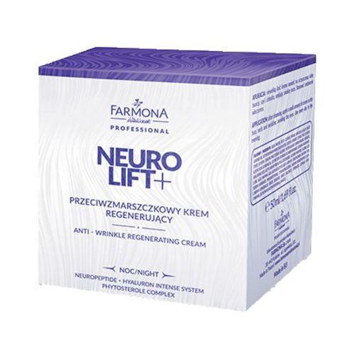 Neurolift+ przeciwzmarszczkowy regenerujący krem na noc Farmona - Sprawdź już teraz