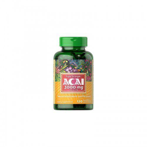Kapsułki Acai 3000 mg 120 kaps