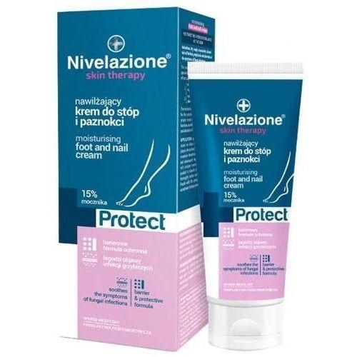 Nivelazione skin therapy nawilżający krem do stóp i paznokci 50ml Ideepharm - Sprawdź już teraz