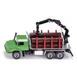 Siku Super ciężarówka do przewozu drewna