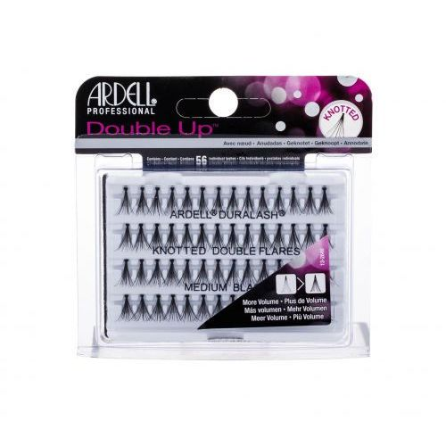 Double up knotted double flares sztuczne rzęsy 56 szt dla kobiet medium black Ardell - Rewelacyjny upust