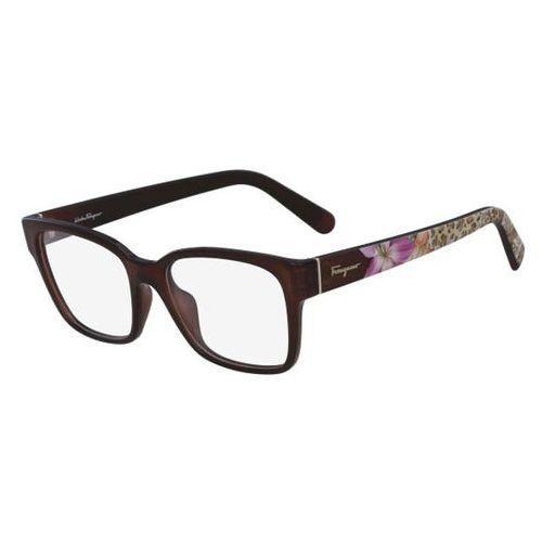 Okulary Korekcyjne Salvatore Ferragamo SF 2778 210