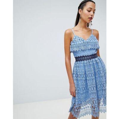 e3825e4a61 suknie sukienki chi chi cudna elegancka sukienka z haftem kolekcja ...