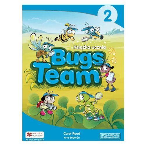 Bugs Team 2. Książka ucznia. Język angielski (92 str.)