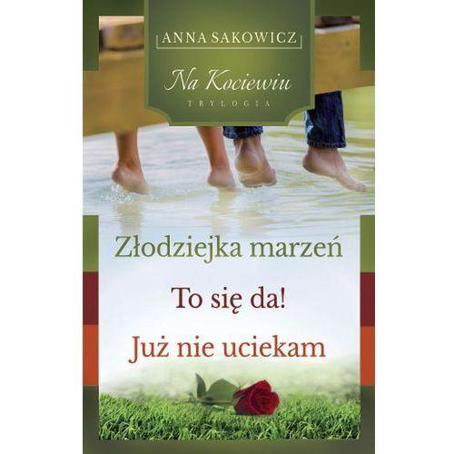 Trylogia Na Kociewiu. Pakiet 4 książek, Szara Godzina