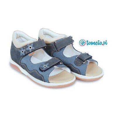 Buty profilaktyczne dla dzieci Memo tomcio.pl - obuwie profilaktyczne dziecięce