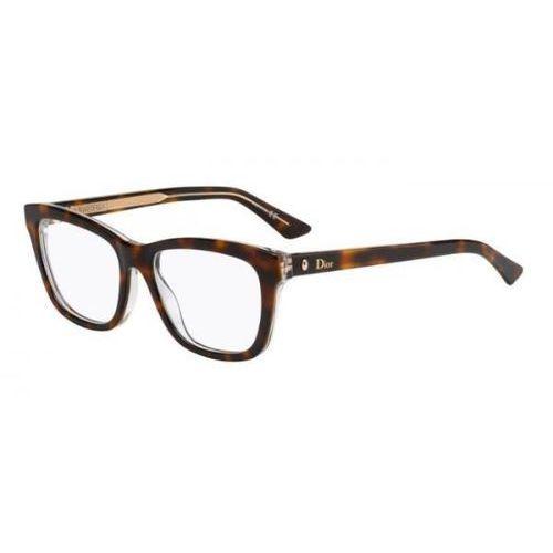 Okulary korekcyjne montaigne 19 g9q Dior