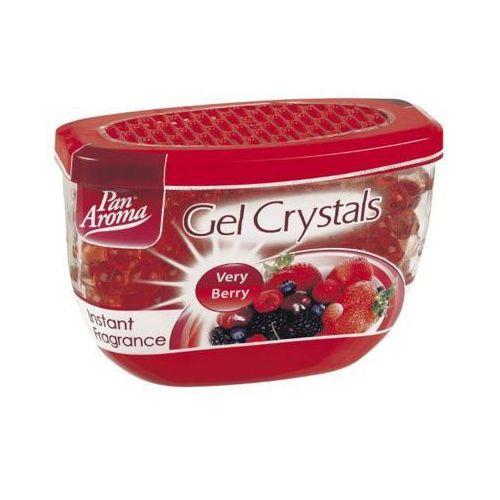 Pan aroma 150g very berry żelowy odświeżacz powietrza w kulkach owoce