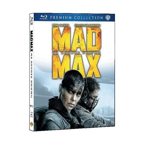 Mad max: na drodze gniewu (premium collection) (blu-ray) - george miller Galapagos