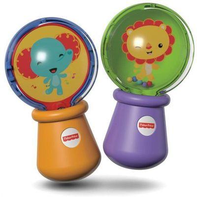 Zabawki do wózka Fisher-Price Mall.pl