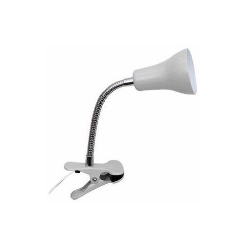 Lampka z klipsem Salta biała GU10 Inspire (3276007099409)