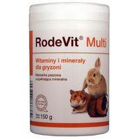 rodevit multi (dolvit kr pet) karma uzupełniająca mineralna dla gryzoni 150g marki Dolfos
