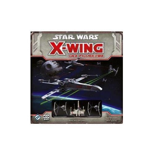 Galakta Star wars x-wing: gra figurkowa. zestaw podstawowy