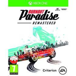 Gra Xbox One Burnout Paradise Remastered