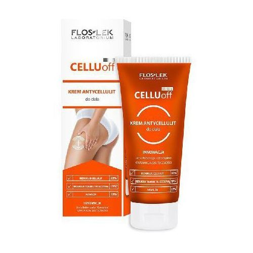 Floslek Slim Line Cellu Off Krem antycellulit do ciała 200ml - FLOS-LEK