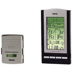 Termometry i stacje pogodowe  HAMA