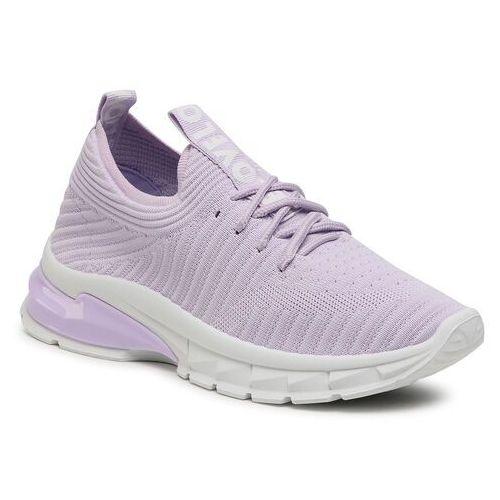 Sneakersy DEEZEE - WSS20102-14 Violet, kolor fioletowy