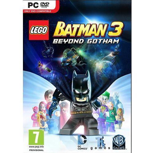 Warner brothers entertainment Lego batman 3: poza gotham pl pc