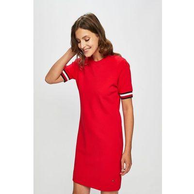 Suknie i sukienki Tommy Hilfiger ANSWEAR.com