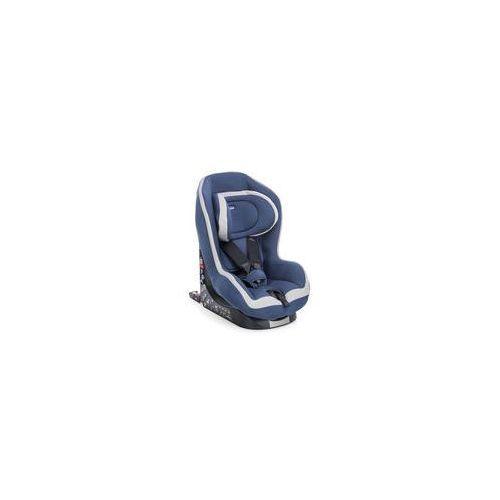Fotelik samochodowy go-one isofix 9-18kg + gratis (blue) Chicco