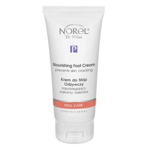 Norel (dr wilsz) nourishing foot cream prevent skin cracking odżywczy krem do stóp zapobiegający pękaniu naskórka (pk396) - Super oferta
