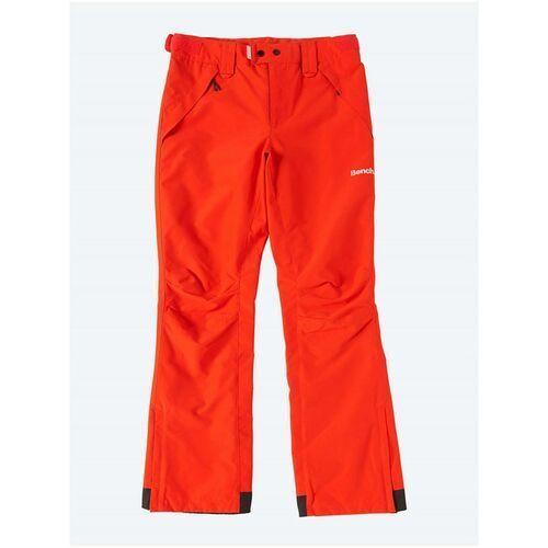 spodnie BENCH - Deck B Bright Red (RD038) rozmiar: M