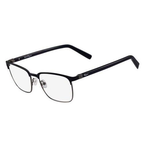Okulary korekcyjne sf 2523 463 Salvatore ferragamo