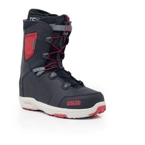 Buty snowboardowe edge sl (black/red) 2020 marki Northwave