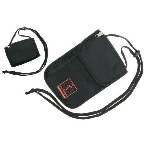 3154e3e08f3ef Paszportówka portfel turystyczny  czarny (Bushmen) - sklep ...