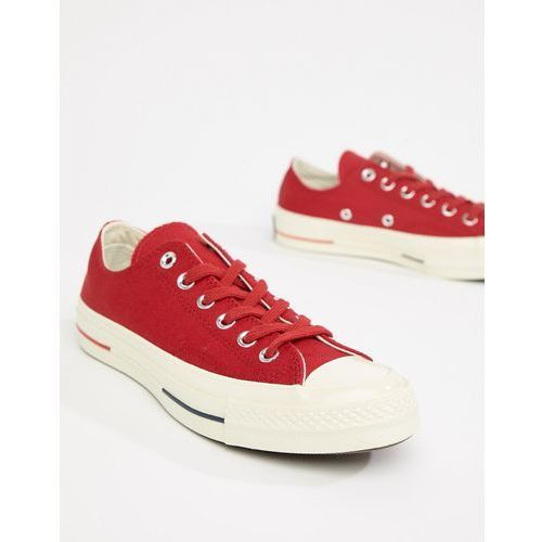 Chuck taylor all star '70 low trainers in red red (Converse)