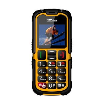 Telefony komórkowe MaxCom