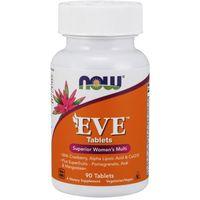 NOW FOODS Eve Multi-Witamina dla kobiet - 90 tabletek