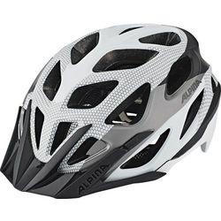Alpina mythos 3.0 l.e. kask rowerowy biały/czarny 52-57cm 2018 kaski rowerowe