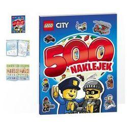 Ameet Lego city. 500 naklejek