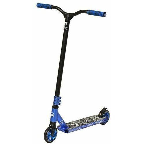 Powerblade Hulajnoga stunt urban power niebieska - niebieski