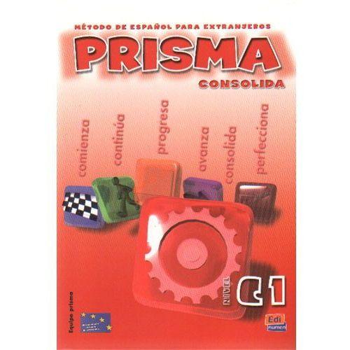 Prisma consolida libro del alumno C1 + Cd, oprawa miękka