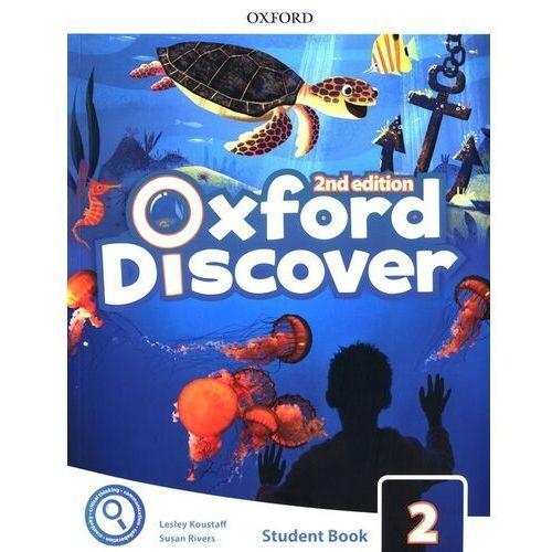 Oxford discover 2 student book pack - praca zbiorowa, praca zbiorowa
