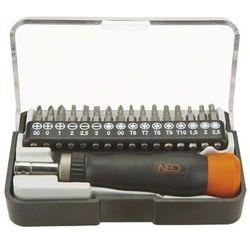 Bity i końcówki  Neo Tools
