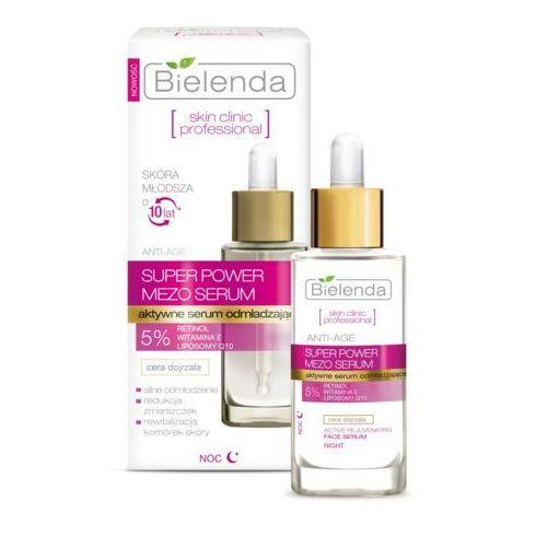 Bielenda Skin Clinic Professional Aktywne serum odmładzające na noc 30ml