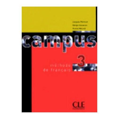 Campus 3. Podręcznik, CLE International