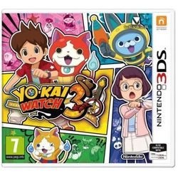Nintendo Gra 3ds yo-kai watch 3