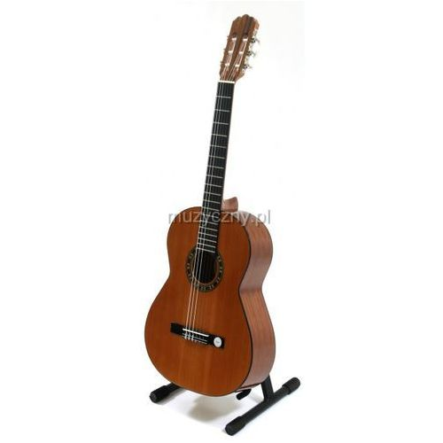 Hoefner  hc504 solid cedar top gitara klasyczna 4/4