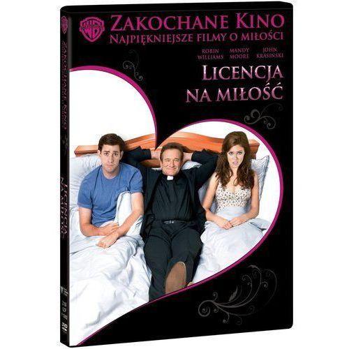 Licencja na miłość (DVD) - Ken Kwapis