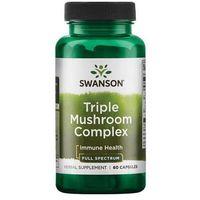 Kapsułki Full Spectrum Triple Mushroom 60 kaps.