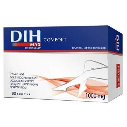 Hasco-lek Dih max comfort 1000mg x 60 tabletek - Najtaniej w sieci