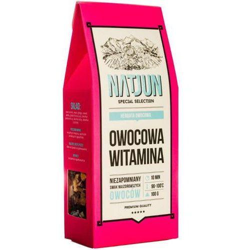 Herbata owocowa owocowa witamina 100g Natjun